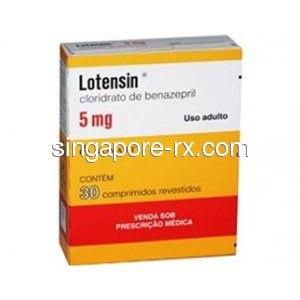Generic Lotensin Singapore Online