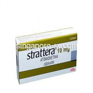 Generic Strattera Singapore Online